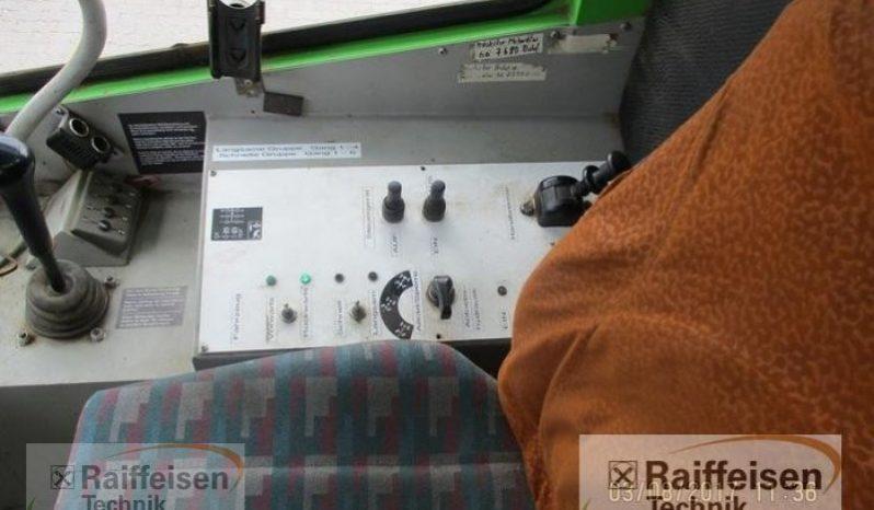 Autopropulsata Dammann Trac DT2100 full