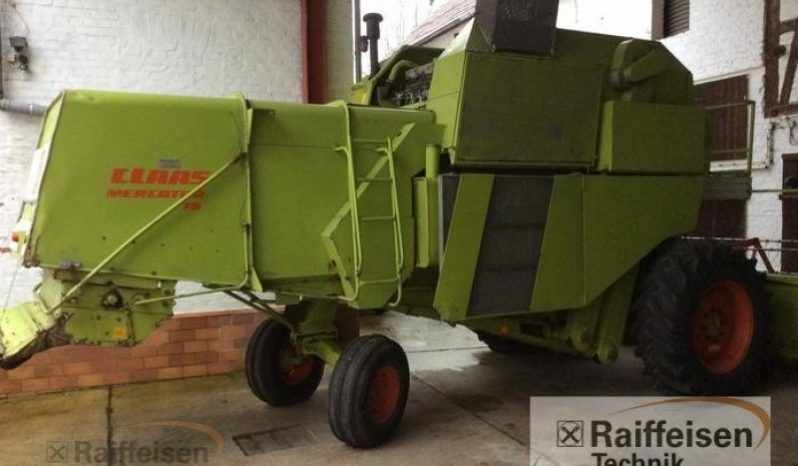 Combina CLAAS Mercator 75 full