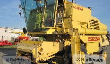 Combina New Holland 8070 full