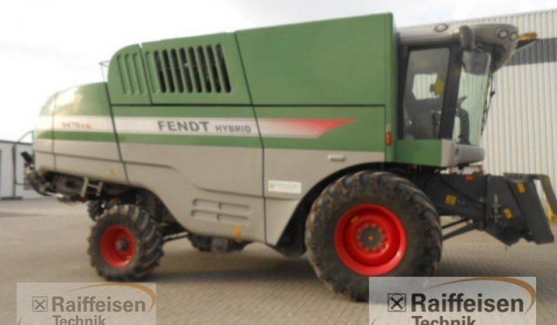 Combina Fendt 9470 Mähdrescher full