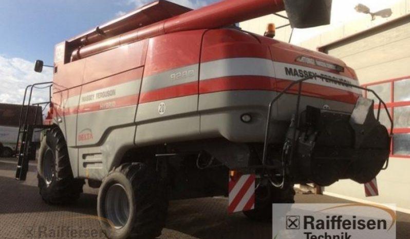 Combina Massey Ferguson 9280 Delta full